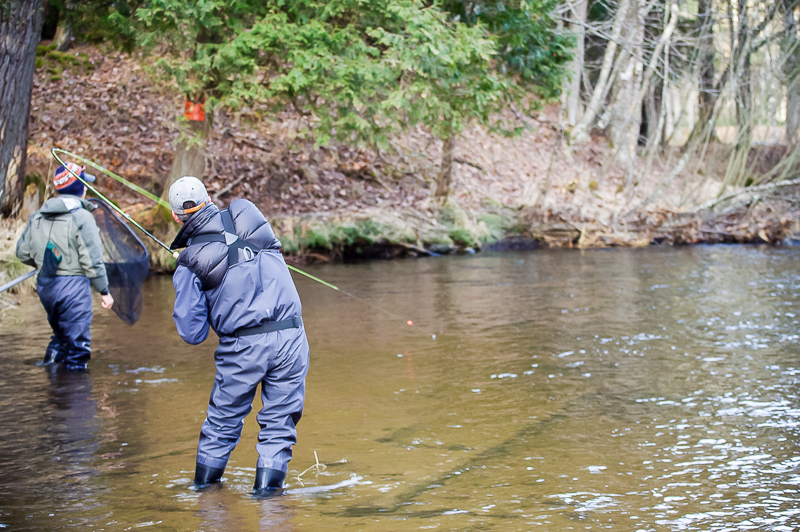 Seasons - Pere Marquette River Fly Fishing Guide
