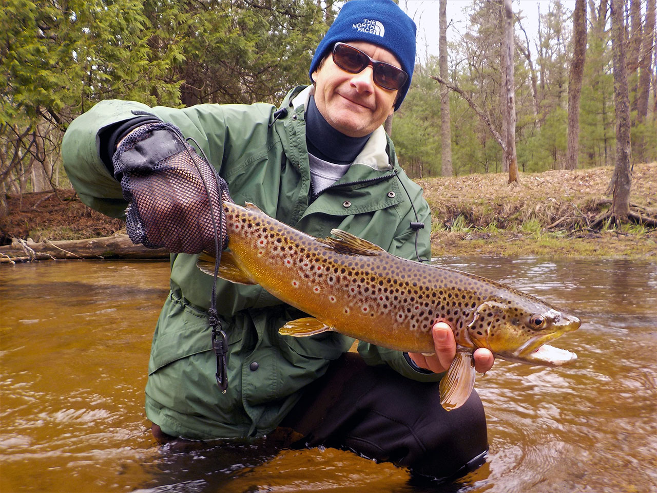 Trout Season Has Officially Started! - Pere Marquette River