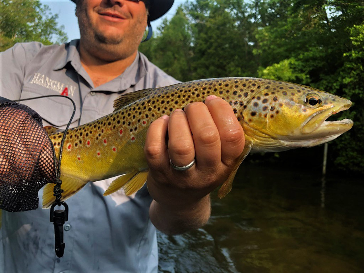 Fishing Report Archives - Pere Marquette River Fly Fishing